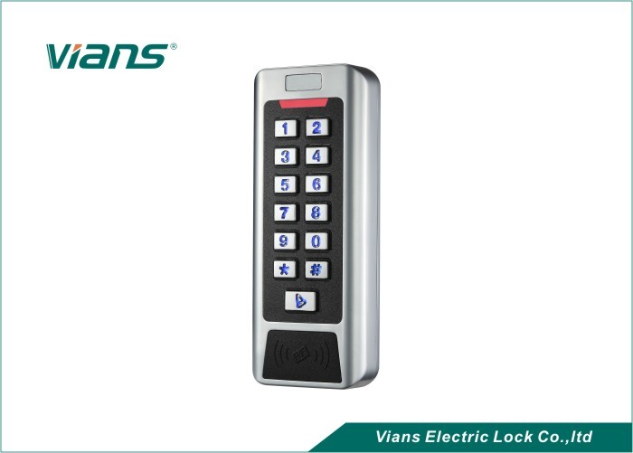 30mA Metal Single Door Access Controller For Safety Card Access Door System